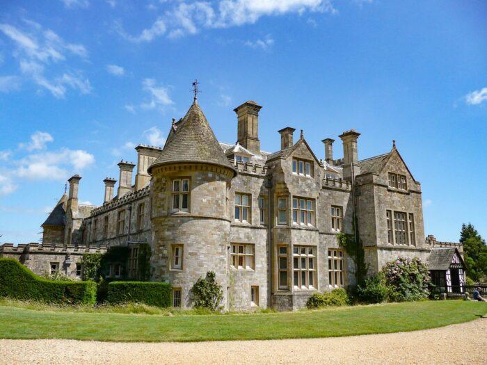 historical building Beaulieu estate