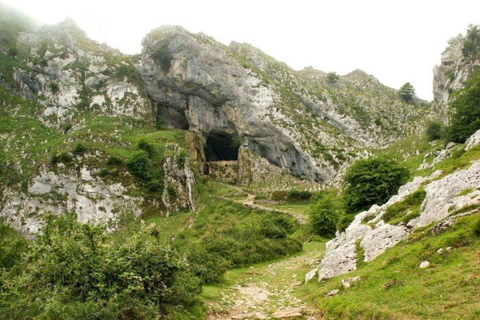 San Adrian Tunnel in Lizarette